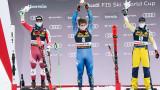 Райън Кохран-Зигле  с първа победа за Световната купа