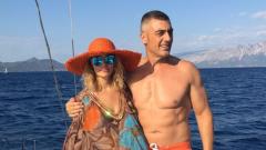 Екс гаджето на Ива Екимова се гмурка край острова на Одисей (СНИМКИ)