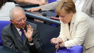 Да се откажем от грандиозните начинания и визии за ЕС, да решаваме проблеми, зове Шойбле