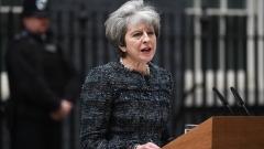 Тереза Мей нахока Тръмп за коментарите му за атентата в Лондон