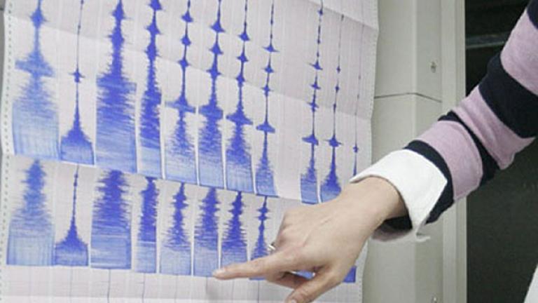 Земетресение от 2.5 регистрираха в Доспат