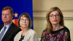 Захариева иска Финландия да продължи разширяването на Западните Балкани