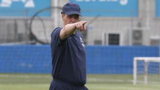 Петър Хубчев: Най-големият ни успех е, че задържахме всички футболисти в Левски