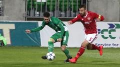 Кампаняро: Мачовете ни с ЦСКА са класиката на българския футбол