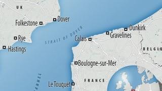 Лондон: Париж да спре бежанците през Ламанша
