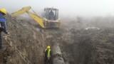 ДНСК проверява незаконния водопровод в Хасково