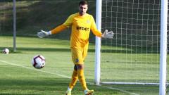 Владо Стоянов изигра нов мач за дубъла на Лудогорец