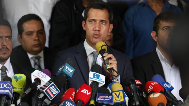 Венецуела свали имунитета на седем депутати за подкрепа на предполагаем