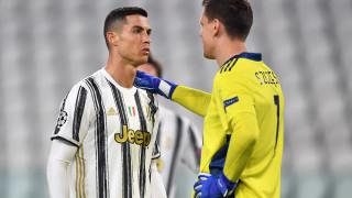 В Ювентус са сигурни, че Кристиано Роналдо остава