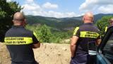 75 горски и граничари наблюдават дали пожарът от РСМ няма да прескочи у нас