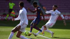Барселона - Реал (Мадрид) 1:3 (Развой на срещата по минути)
