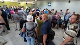 """Русия подаде жалба в IATA срещу """"България ер"""""""