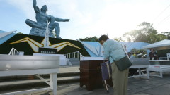 73 г. след атомната бомбардировка Нагасаки призова за свят без ядрени оръжия