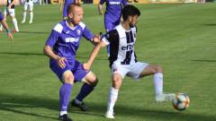Лукас Салинас: Целта пред Локомотив (Пловдив) е Купата на България