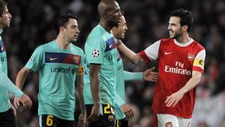 Седмица на изненадите в Шампионска лига