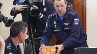 """Турският Ф-16 ударил руския Су-24 в """"черната кутия"""""""