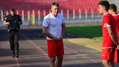 Зафиров: При мен са истинските играчи на ЦСКА
