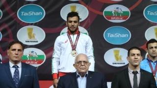 Тарек Абделслам: Искам да стъпя на Олимп с българския флаг на гърба си!