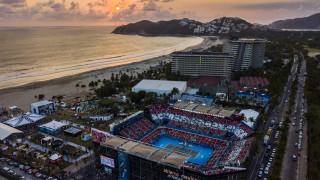 Григор Димитров е потвърдил участие на ATP 500 в Акапулко през февруари