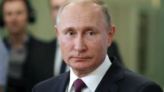 Путин: Няма преговори за пленените моряци