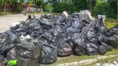 Откриха незаконен италиански боклук и в Монтана