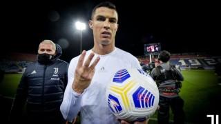 Красноречив знак: Роналдо се изнася от Торино (ВИДЕО)