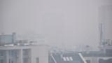 Предупреждение за замърсяване на въздуха и днес