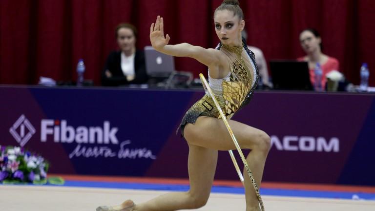 Пето място за Боряна Калейн във финала на обръч