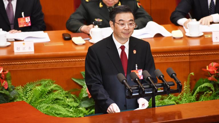 В Китай зоват да се противопоставя на западната идея за независимост на съдилищата