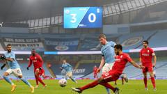 Манчестър Сити с комфортна победа срещу Бирмингам за ФА Къп