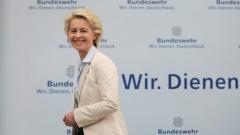 Германия увеличава войските си за първи път от края на Студената война