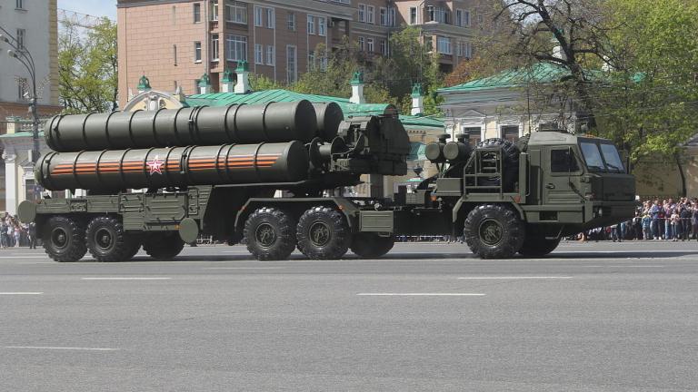 Русия доставя С-400 на Турция догодина