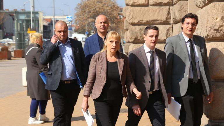 Бъдещият водач на евролистата на БСП Елена Йончева сезира Конституционния