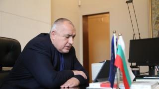 Благодарности между Борисов и престолонаследника на Абу Даби за взаимната помощ в пандемията