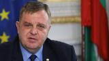 Каракачанов очаква или честни, или дълги преговори със С. Македония