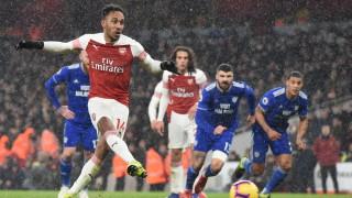 Арсенал продължава борбата си за място в Топ 4