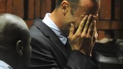 Писториус стрелял в ресторант преди убийството