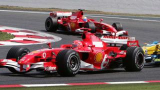 Втора поредна победа за Шумахер