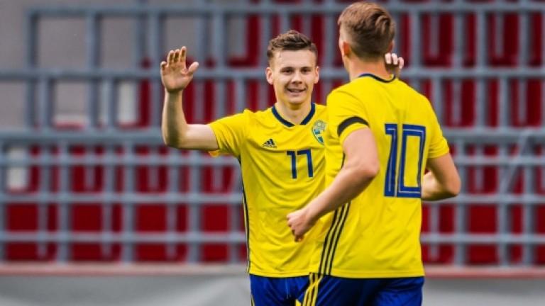 Българският шампион Лудогорец проявява сериозен интерес към шведския футболист на
