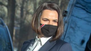 Тихановская иска ЕС, Британия и САЩ заедно да притиснат Лукашенко