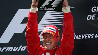 Михаел Шумахер иска още победи