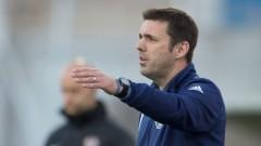 Треньорът на Хайдук: Подготвяме се за реванша със Славия, дано продължим напред