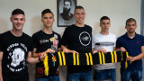 Ботев (Пловдив) триумфира в Елитната юношеска група до 17 години