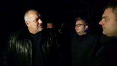 Работим и ремонтираме пътища, правени от комунистите, утвърждава Борисов