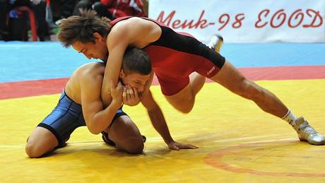Христо Маринов стана световен шампион по борба