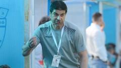 Гонзо: Ще се опитаме да повдигнем още малко нивото на Локомотив
