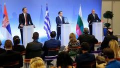 Борисов в Солун: Да дадем надежда на хората, за да не напускат Балканите