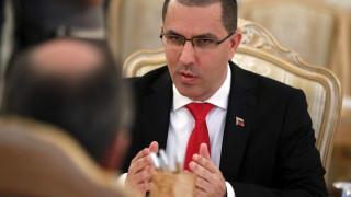 Ареаса: Венецуела е склонна да преговаря със САЩ, но при взаимно уважение