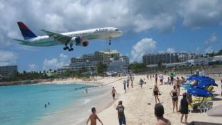 Американски авиокомпании в челото по най-много превозени пътници
