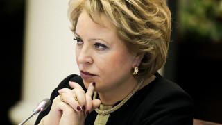 Шефката на руския сенат опита да сплаши Босна и Македония да не влизат в НАТО